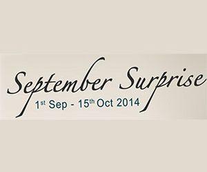 Dymo September Surprise