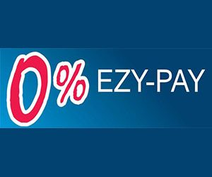 Smart Saving with 0% EZY-Pay