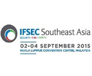 Invitation : IFSEC Southeast Asia 2015