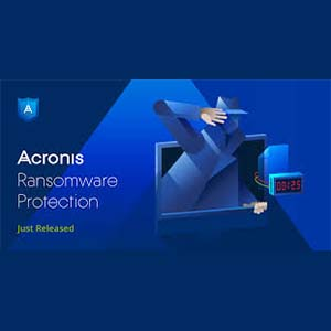 Acronis Ransomware Protection Data Storage Solutions