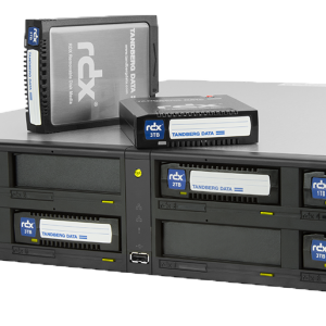 RDX® QuikStation™ 8 Network-attached Removable Disk Appliance Data Storage Backup Solutions