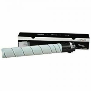 54G0H00 MS911 Black High Yield Toner Cartridge