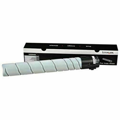 54G0H00 MS911 Black High Yield Toner Cartridge