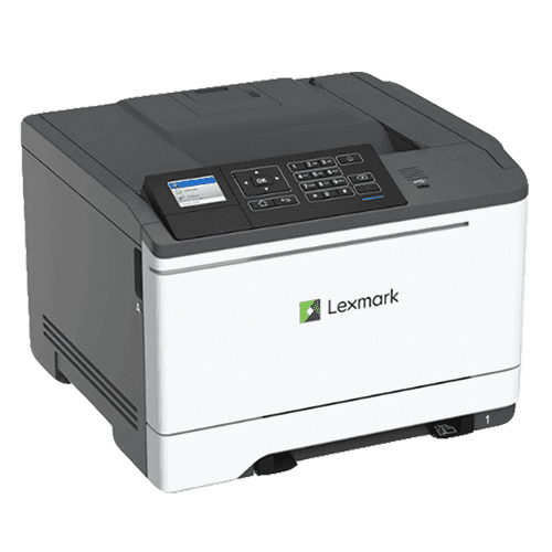 Lexmark CS521dn color laser printer
